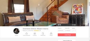 airbnb - my listing