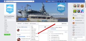 Facebook Business Page Strategy