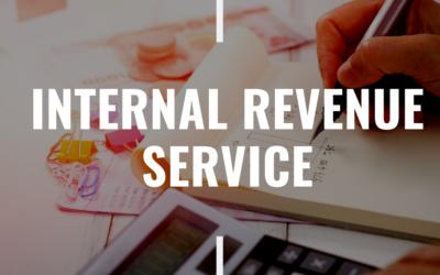 Dear Mr. Internal Revenue Service,