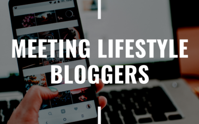 Meeting Lifestyle Bloggers – Digital Nomads Paving the Way