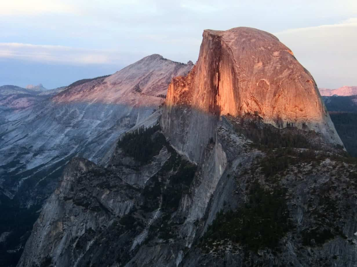 Business Lessons Hiking Half Dome