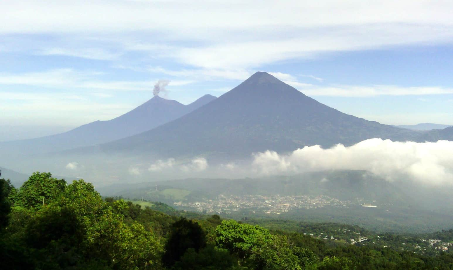 How to Get Paid $3,000 to Climb a Volcano