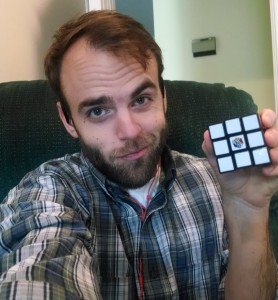 White Side Conquered - Rubiks Cube