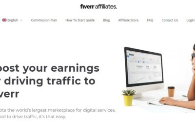 Fiverr Affiliate Program – What You Need To Know