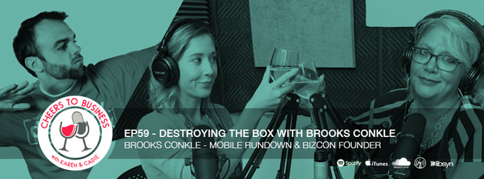 Brooks Conkle - Cheers to Business Podcast