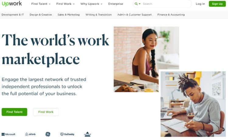 What Is Upwork & Is Upwork Legit?