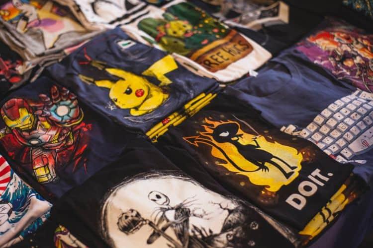 Essential T-Shirt Printing Equipment for a Custom Shirt Business