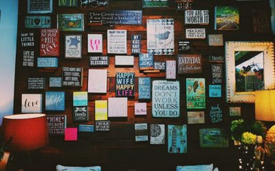 What's a Vision Board? Great Vision Board Ideas