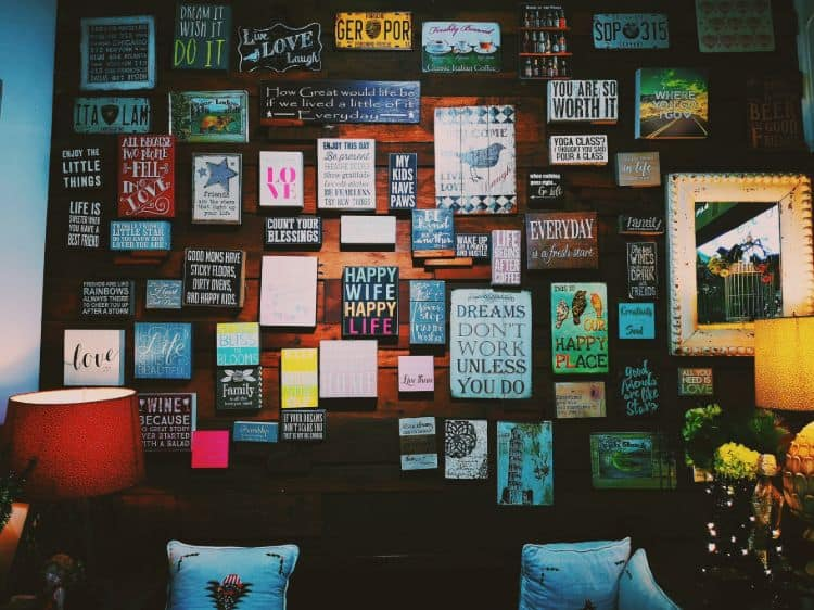 what's a vision board & vision board ideas