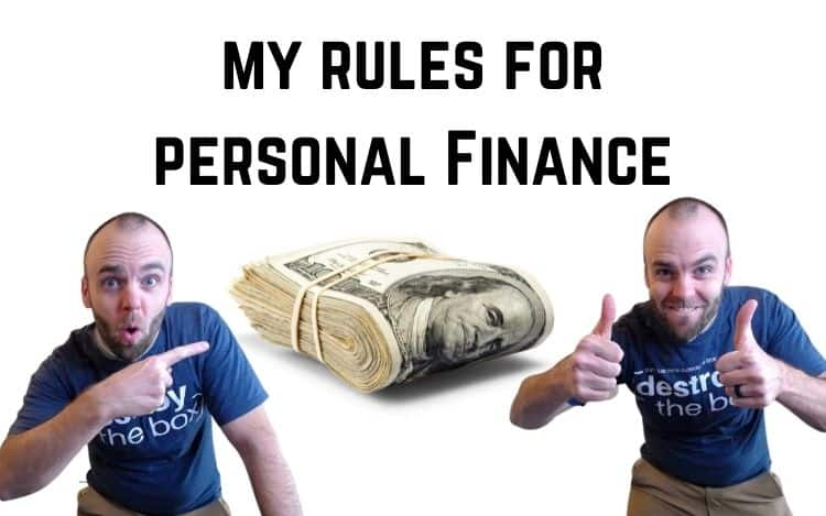 11 Great Personal Finance Rules To Live By