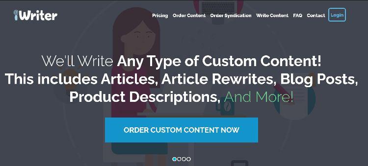 iWriterfreelance writing websites