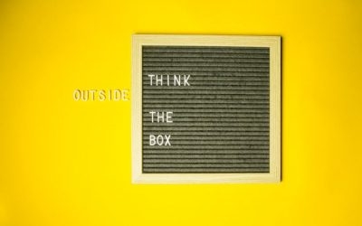 10 Proven Ways To Think Outside The Box (Destroy the Box even!)