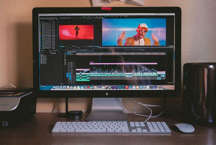 Video Editing Software -  youtube equipment for beginners