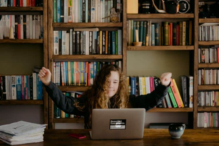 how to make money as a teen - Start a blog.